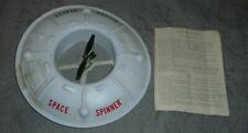 vtg Space Spinner gas powered Toy w/ instructions