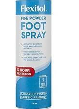 FLEXITOL FINE Powder Foot Spray - 7 OZ