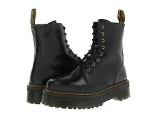 Женская обувь Dr. Martens Jadon кожа 8 глаз платформа сапоги 15265001 черный