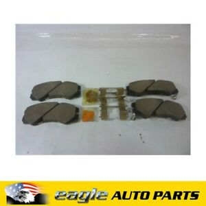 HOLDEN Frontera UES FRONTERA FRONT DISC BRAKE PADS 1995 - 2004 # 97131748