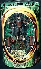 Lord of the Rings Fellowship FRODO w/Sword & Ringwraith Reveal Base New! Rare!