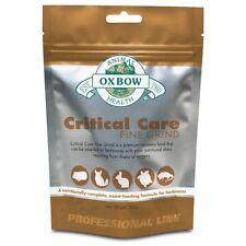 Oxbow Critical Care Fino Grind 100g, servicio De Primera Calidad. Envío rápido