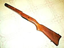 SUPER FINE RUGER  MINI-14  WALNUT STOCK, WITH ALL HARDWARE INCLUDED