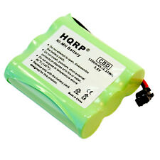 HQRP Cordless Phone Battery for Panasonic HHR-P505 HHR-P505A HHR-P505PA