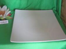Weiße  Asia Speiseteller 31 x 31 cm  von Rosenthal mehr da