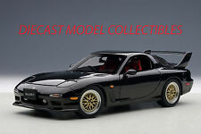 AUTOART 75968 MAZDA RX-7 (FD) TUNED VERSION, BRILLIANT BLACK 1:18TH SCALE