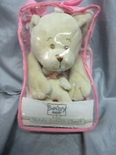 "Ganz Baby Gear Plush Teddy Bear 12"" - 48"" Grow Chart- Pink - New"