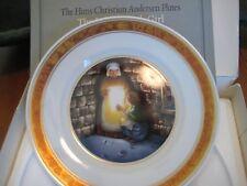 """The Hans Christensen Collector Plates, """" little Match Girl"""""""