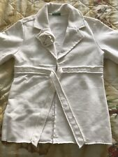 United Colors Of Benetton Elegant Cotton Girls Jacket Size 8-9