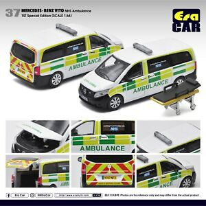 ERA #037 - Mercedes-Benz Vito - NHS Ambulance