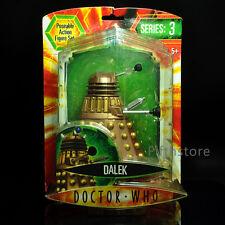 Doctor Who Bronze Gold Dalek Thay Blue Iris Thick Gun Eye Sucker Loose New 152