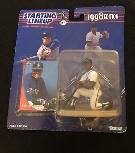 Ken Griffey Jr. 1998 Starting Lineup Seattle Mariners MLB SLU New Sealed Card