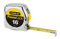 "Stanley 16' x 3/4"" PowerLock Tape Measure 33-116 NEW"