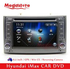 "6.2"" Car DVD Nav GPS Head Unit Stereo Radio For Hyundai iMax 2008-2015"