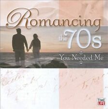 Romancing the 70s 4 dics: You Needed Me, You Belong to Me, So in to you (2 Dics)