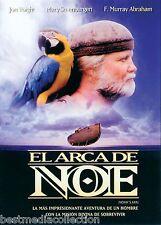 SEALED - El Arca De Noe - Noah's Ark DVD NEW Jon Voight & F. Abraham BRAND NEW