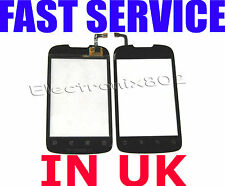 Huawei Sonic U8650 LCD Top Touch Screen Digitizer Front Glass Panel Pad New UK