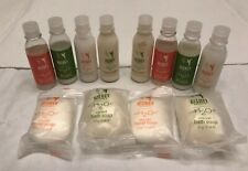 DISNEY Resort Tinker-bell H20+ Shampoo Lotion Bath Soap & Facial Soaps 12 Pieces