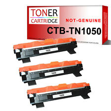 3X Toner Cartridge for Brother TN1050 DCP-1510 DCP-1512 HL-1110 HL-1112 HL-1212W