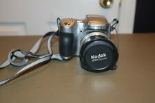 Kodak EasyShare Z740 5.0MP Digital Camera - Silver W/ Battery