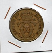 Denmark : 2 Kroner 1925 HCN VF