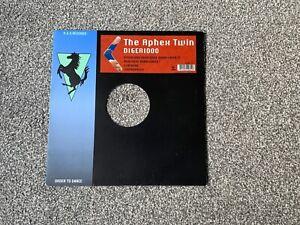 """Aphex Twin Didgeridoo 12"""" Vinyl"""