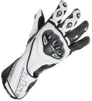 büse Donington Pro Guanti da motocicletta Corsa Sport in pelle carbonio vassoio