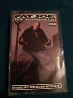 Fat Joe Da Gangsta Represent Cassette Tape