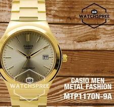 Casio Classic Series Men's Analog Watch MTP1170N-9A
