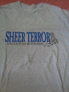 Sheer Terror hardcore ,punk ,metal, rock, large