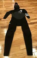 Hurley Advantage Plus 5/3mm Fullsuit Bv4397 010 Men Hooded Wetsuit Surfing Full