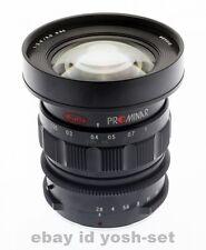 KOWA PROMINAR 8.5mm F2.8 Black Super Wide Lens for Micro Four Thirds Camera EMS