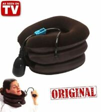 AS SEEN ON TV BESTRELIEF CERVICAL NECK SUPPORT TRACTION DEVICE