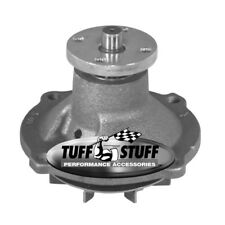 Tuff-Stuff Water Pump 1317N; SuperCool High Volume Natural Cast Iron for 383/440