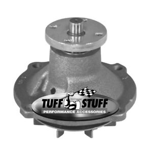 Tuff-Stuff Water Pump 1317N; SuperCool High Volume Natural Cast Iron for 383/440