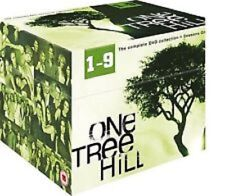 One Tree Hill - Series 1-9 - Complete DVD, 2012, 50-Disc Set, Box Set Good