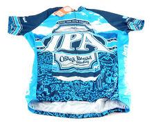 Starlight Women's Cycling Jersey Short Sleeve XL Oskar Blues IPA Blue REEB