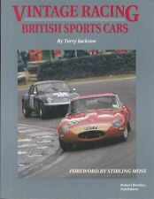 Vintage Racing British Sports Cars: : Terry Jackson
