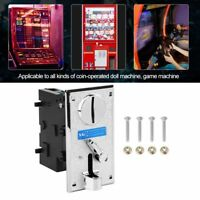 1pcs CPU Coin Acceptor Coin Selector Arcade Vending Machine Game Machine Part st
