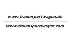 @@@@@@  2 Domains : *** traumsportwagen.de + traumsportwagen.com ***  @@@@@@
