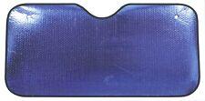 Blue Metallic Wind Shield Sun Visor/Reflective Shade for Car
