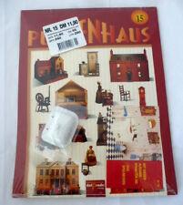 Del Prado Puppenhaus rote Serie Heft 15/ NEU / OVP / Maßstab 1:12 / Spielhaus