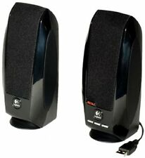 Logitech S150 USB Speakers with Digital Sound, For Computer, Desktop, or La