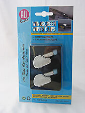 WINDSCREEN WIPER CLIPS- PROTECTS WIPERBLADES IN VERY COLD WEATHER