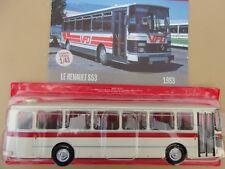 n° 64 RENAULT S 53  Autobus et Autocar du Monde 1/43 Neuf en Boite