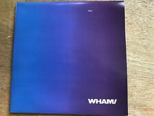 "WHAM The Edge Of Heaven - Rare Unplayed 2 x 7"" Vinyl E.P FIN1 - Mint"