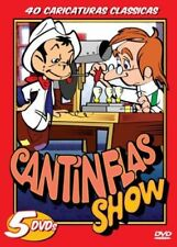 The Cantinflas Show Collection - Volumes 1-5 (DVD , 5-Disc) Mexican Cartoon 80's