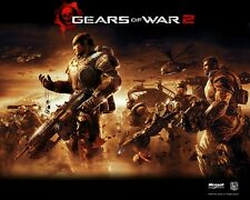 Gears of war 2 Xbox one