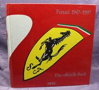 Das offizielle Buch Ferrari 1947- 1957 Rennsport Sport Formel- 1 1998 js