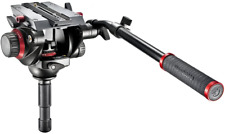 Manfrotto 504HD Pro 504 Fluid Video Head with 75 mm half ball